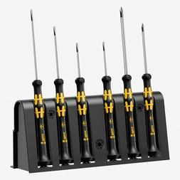 Wera Kraftform ESD 1578 A/6 Screwdriver Set, 6-Piece