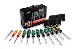 Wera - Wera Kraftform XXL Screwdriver Set, 12-piece - 050510