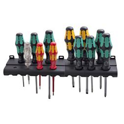 Wera Kraftform XXL SCREWDRIVER SET WERA051010 12Pieces, Lase