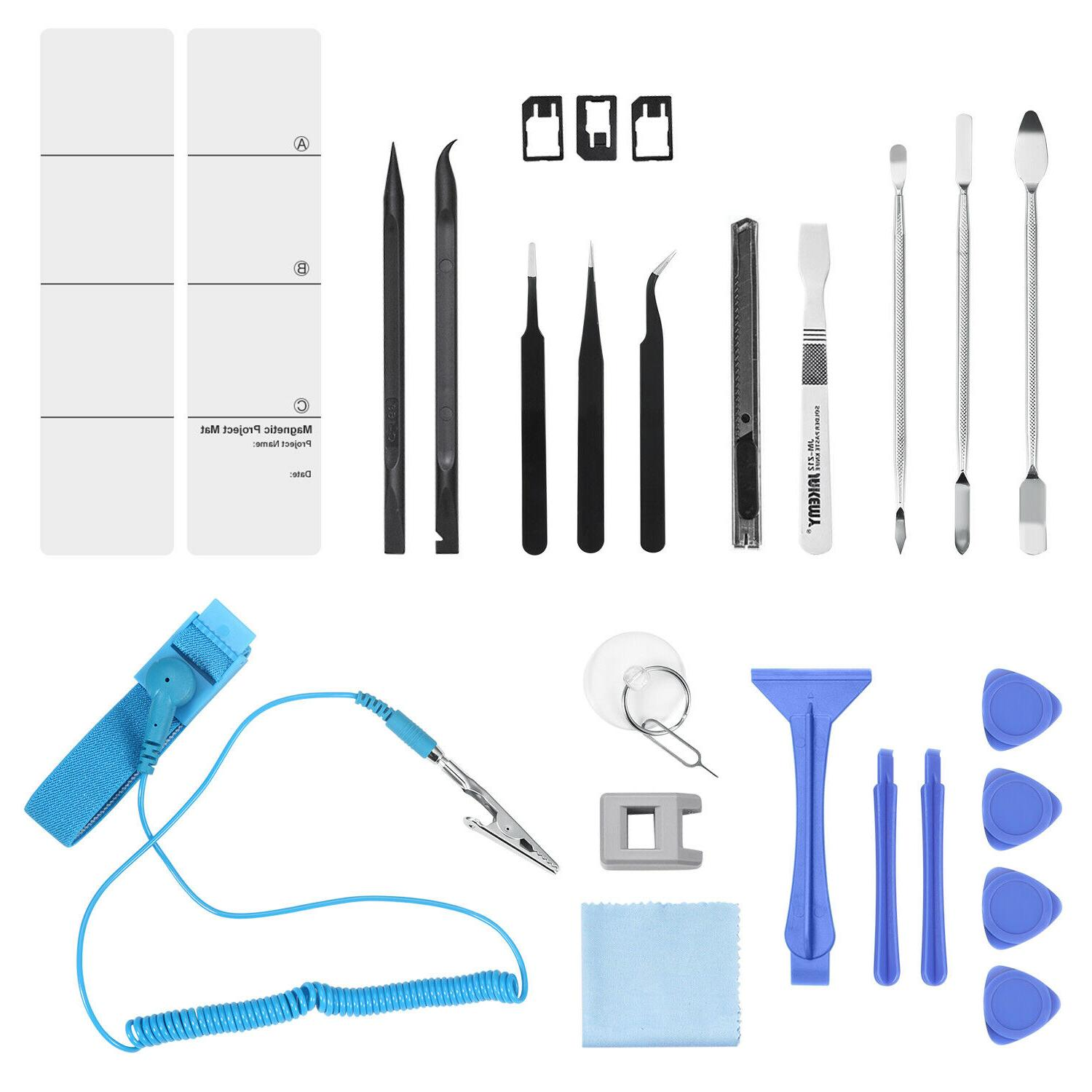 ORIA Magnetic Precision Screwdriver Kit Set PC
