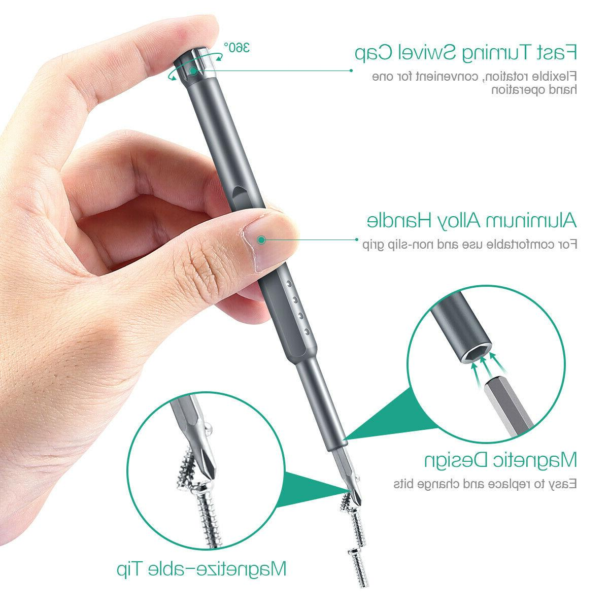 Screwdriver Repair Tool