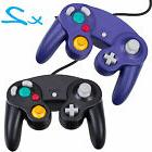 2 Brand New Controller for Nintendo GameCube or Wii -- BLACK