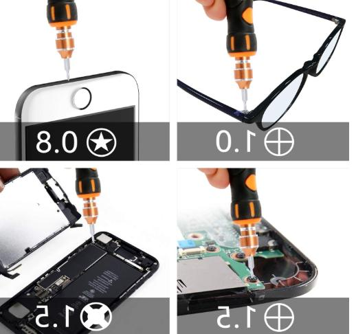 43 in 1 Precision Screwdriver Computer Phone Tool Kit