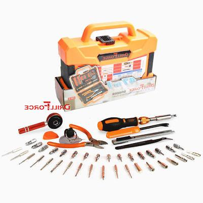 47PCS Bits Magnetic Precision Repair Tools