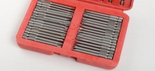 50pc LONG Set Tamper Proof Star Tri Wing Torque EXTRA