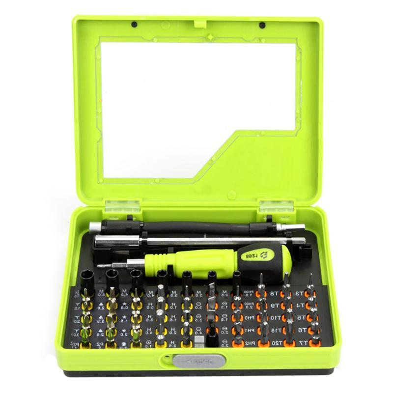 53 <font><b>Screwdriver</b></font> Repair Hand Multi-Bit Precision <font><b>Screwdriver</b></font> for Mobile Phone Repair