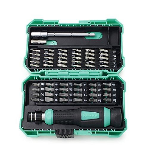 57 in 1 Screwdrivers Set For Cellphone Gamebox Computer Lapt