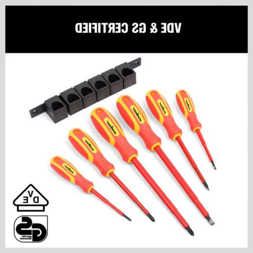6pc Electrical Tool Set