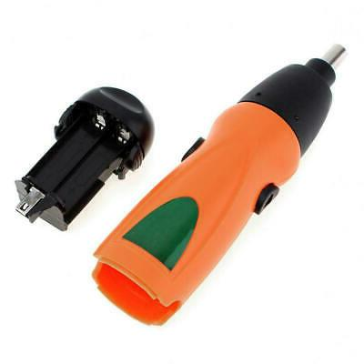 6v battery operated cordless electric screwdriver power