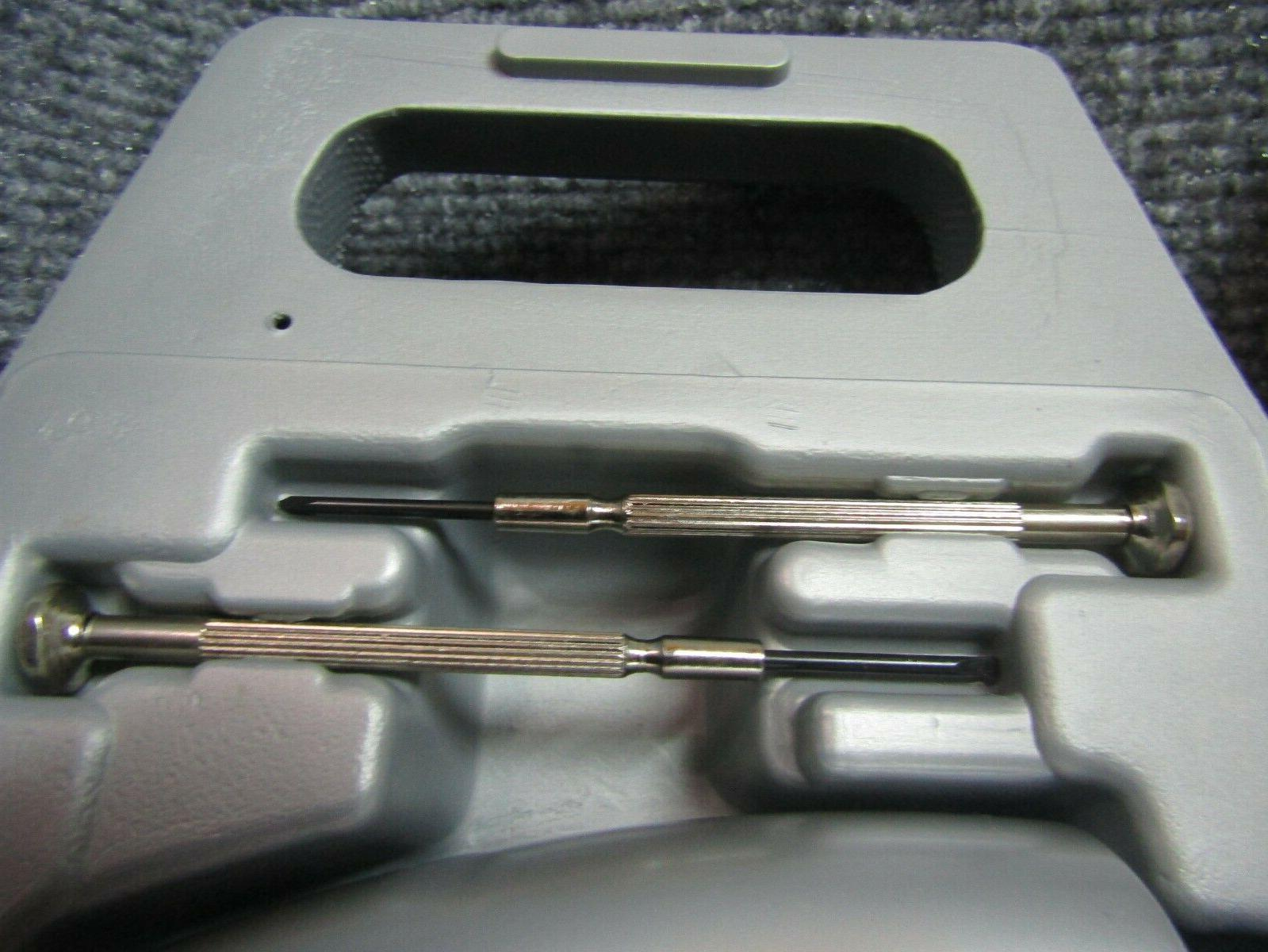 Powercell Screwdriver Piece and Set Case