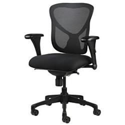 WorkPro 769T Commercial Office Task Chair, Black