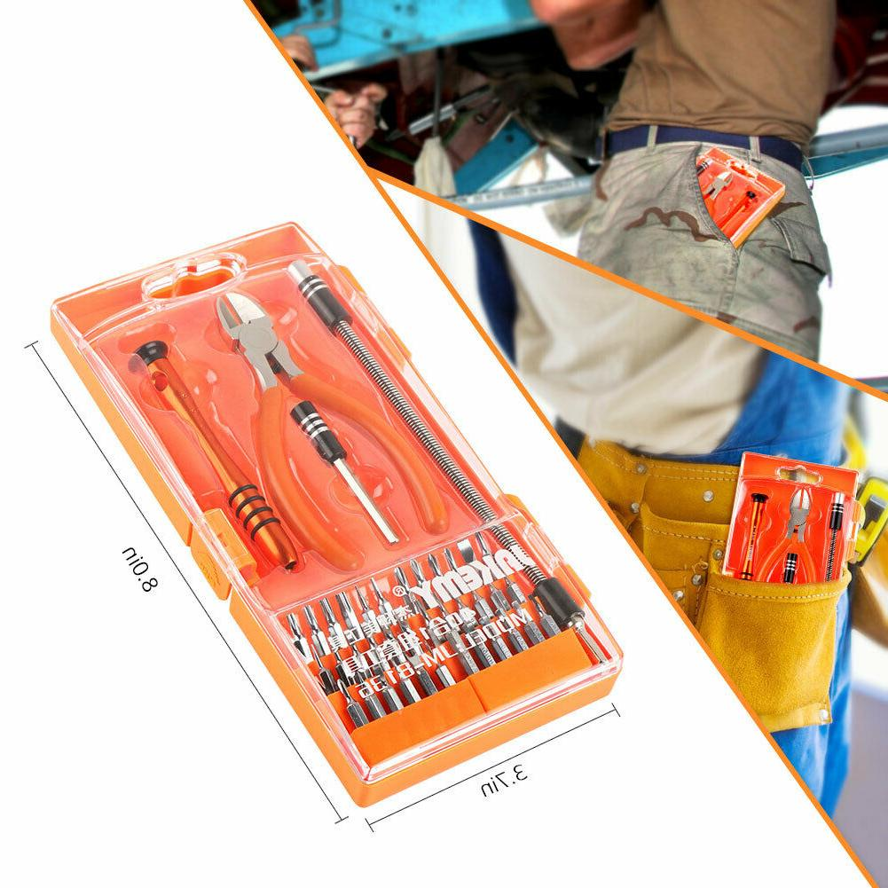 Commonly used drivers Set Hand Tool Kit