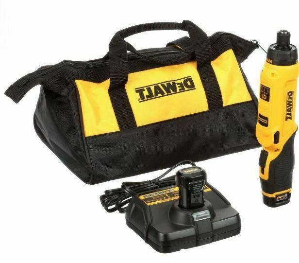 cordless screwdriver set electric power rechargeable screw
