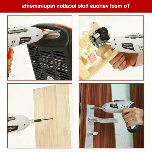 Electric Cordless Rechargeable 45PCS Kit Tool