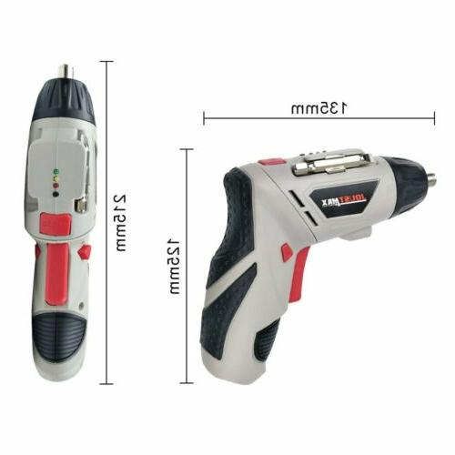 Electric Cordless Rechargeable Kit Tool