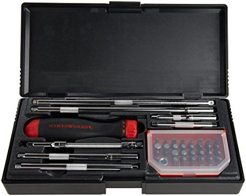 gearwrench 8939 ratcheting screwdriver set