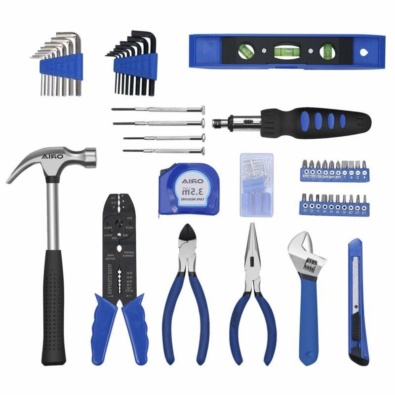 129 Piece Tool Set Home Hard Duty