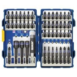 Hanson  47 Piece Impact Screwdriver Bit Set