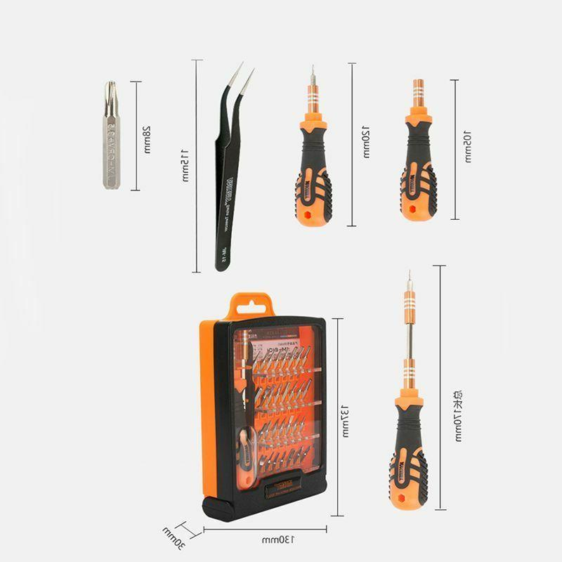 JAKEMY Multifunctional Precision Screwdriver Set For