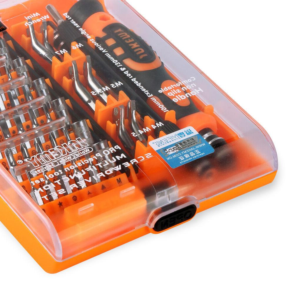JAKEMY in 1 Screwdriver Set Repair Kit Phones PC