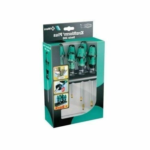 Wera Screwdriver Set with and