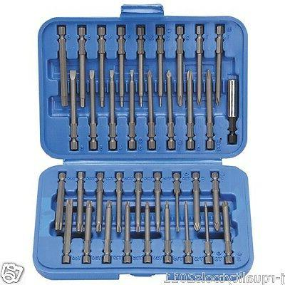 long screwdriver bit set hex