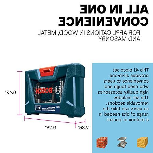 Bosch MS4041 and