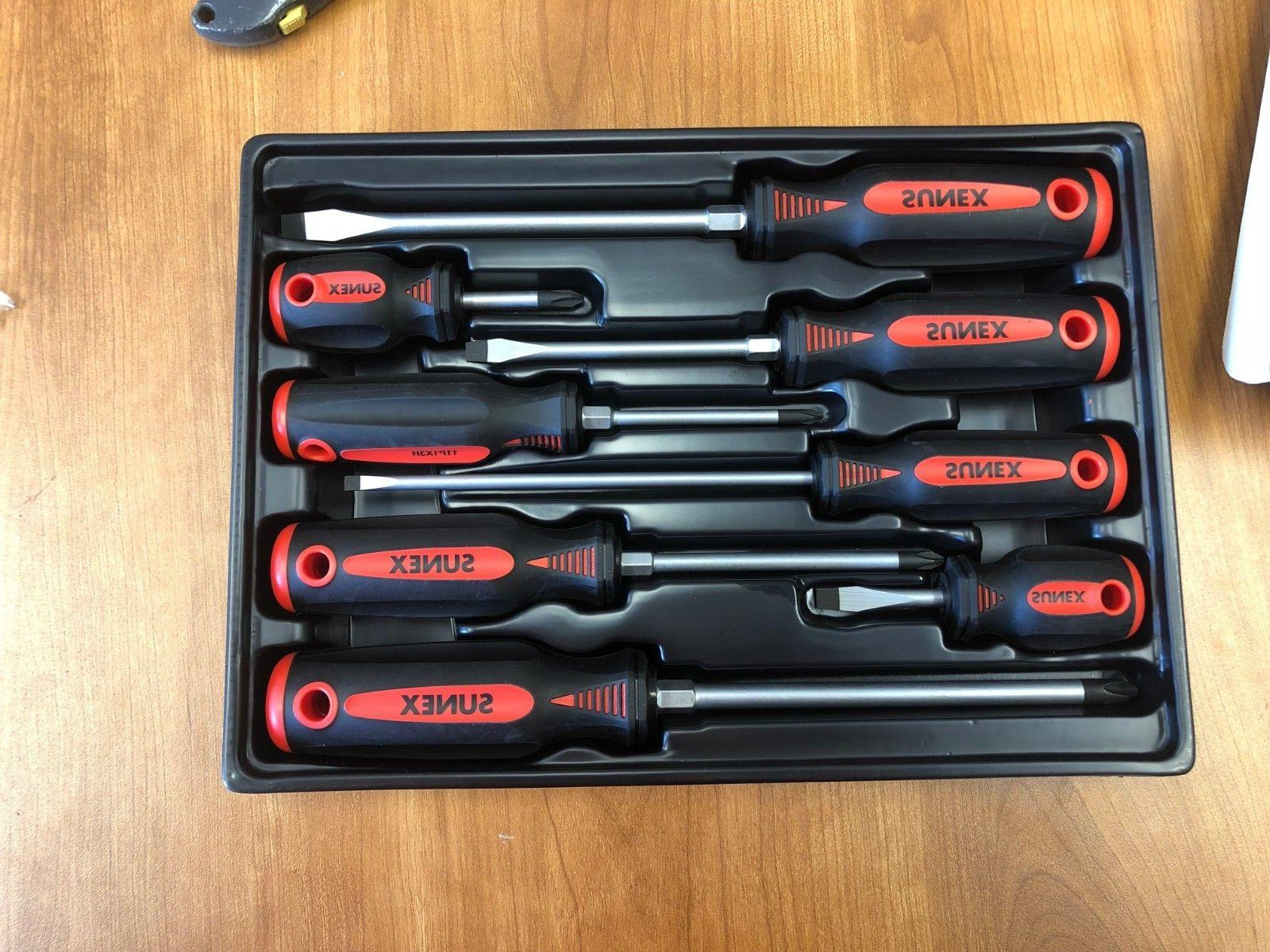 screwdriver set 8 piece