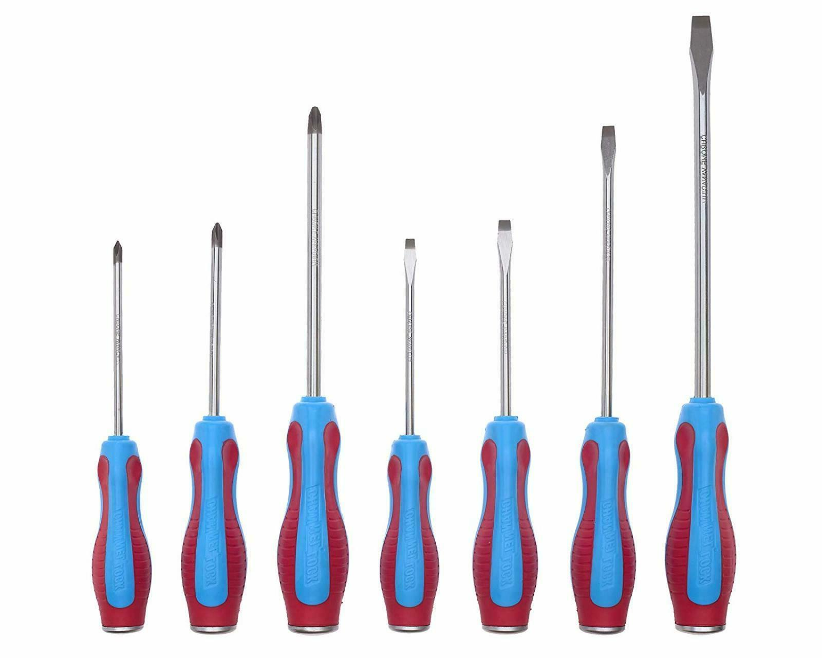 Channellock Blue 7-Piece Magnetic