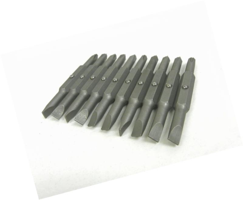 set of 10 piece 3 double ended
