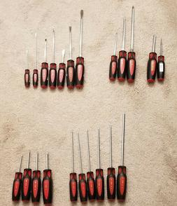 Craftsman  22 Pc Professional Premium Screwdriver Set , Mech