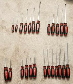 Craftsman  25 Pc Professional Premium Screwdriver Set , Mech