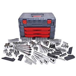 Craftsman 254 PC Mechanics Tool Set with 75 Tooth Ratchet