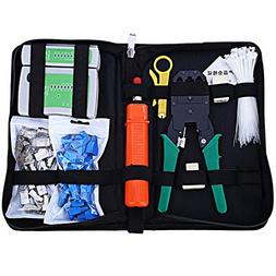 'Network Computer Maintenance Repair Tool Kit Cable Tester C