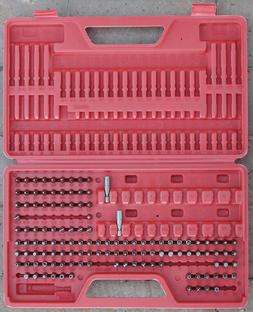 New Craftsman 124 of 208 piece Ultimate Screwdriver Bit set