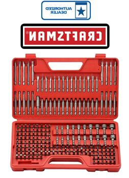 NEW Craftsman 208-Piece Ultimate Screwdriver Bit Set, Torx P