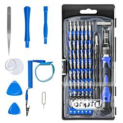Precision Screwdriver Set TyhoTech 65 in 1 Magnetic Screwdri