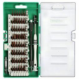 Precision Screwdriver Set, 60 In 1 Magnetic Driver Kit With