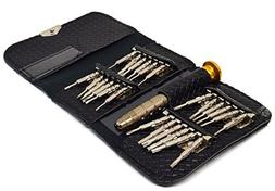 TurboTech Precision Slotted and Phillips Screwdriver Pocket
