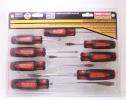 Craftsman Professional 47202 8 pc. Screwdriver Set Made In U