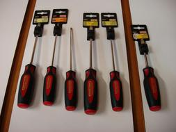 craftsman professional 6pc screwdriver set usa