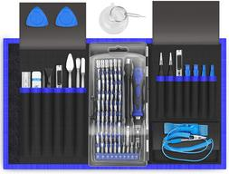 Professional Electronics Repair Tool Kit 80 in1 Precision Se