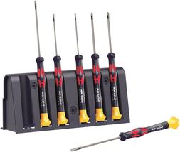 Wera Red Bull Racing Micro Precision Screwdriver Set With Ra