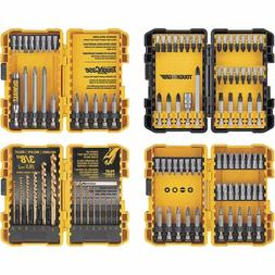 DEWALT Screwdriver Bit Set 100 Piece Steel Heavy Duty Magnet