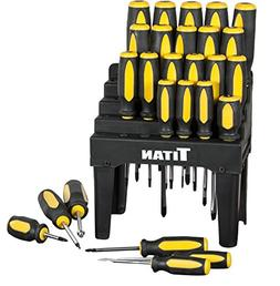 26PC SCREWDRIVER SET