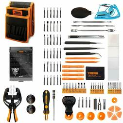 Jakemy Screwdriver Set, 99 in 1 Repair Tool kit, 50 Magnetic