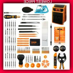 Jakemy Screwdriver Set, 99 in 1 with 50 Magnetic Precision 9