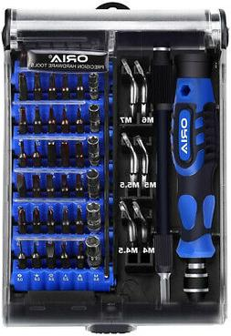 ORIA Screwdriver Set, Precision Screwdriver Kit S2 Strong St