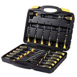 Screwdriver Set, Professional 20-Piece Screwdriver Tool Set