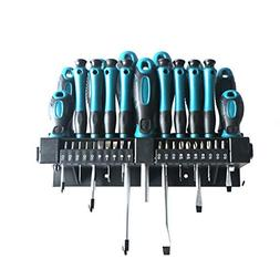 SJ-PT 37 PC Screwdriver Set with Storage Rack, Magnetic Scre